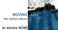 Moving - the debut album from eight